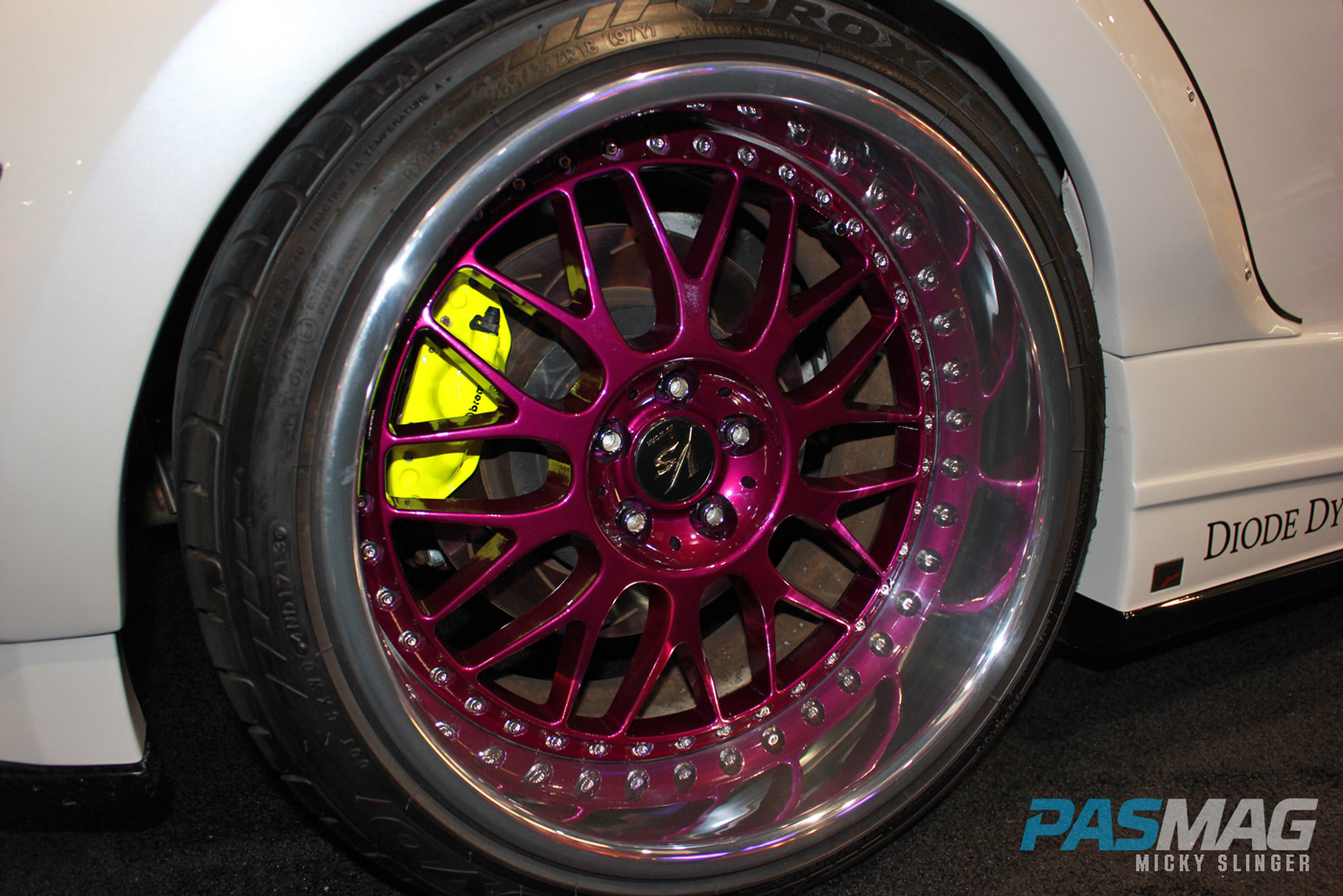 PASMAG CES 2015 Las Vegas NV BunnyHunter Scion FRS ARC Audio Work VSXX