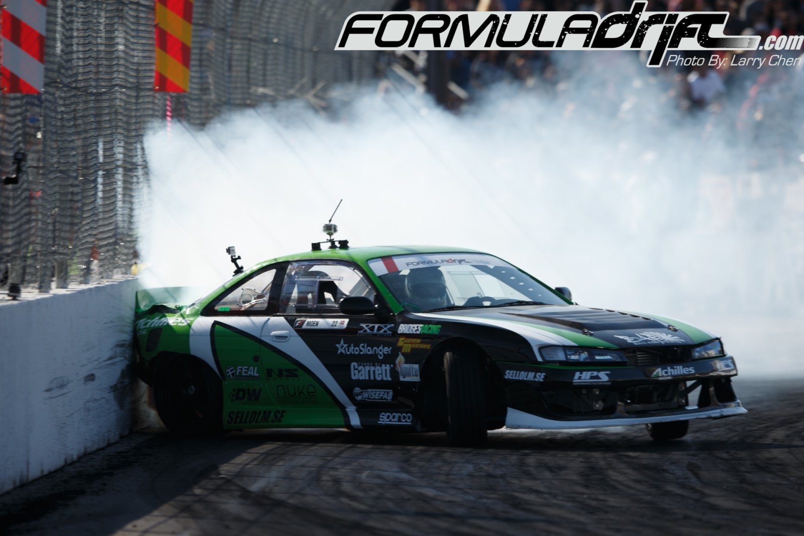 Formula DRIFT Continues Partnership with GoPro for 2015