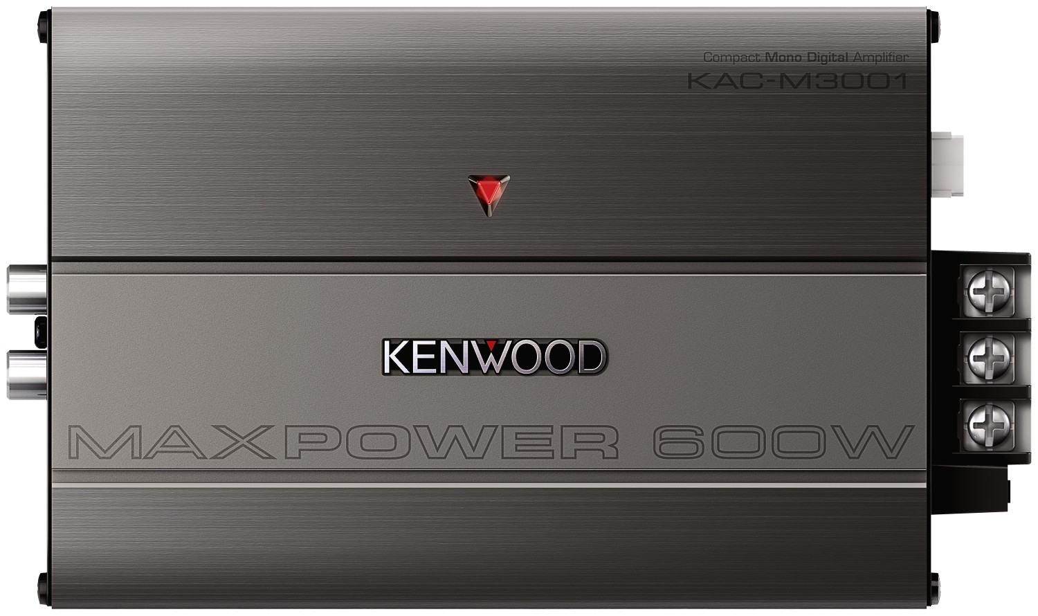 PASMAG JVC Kenwood Digital Mono Amplifier KWKAC-M3001