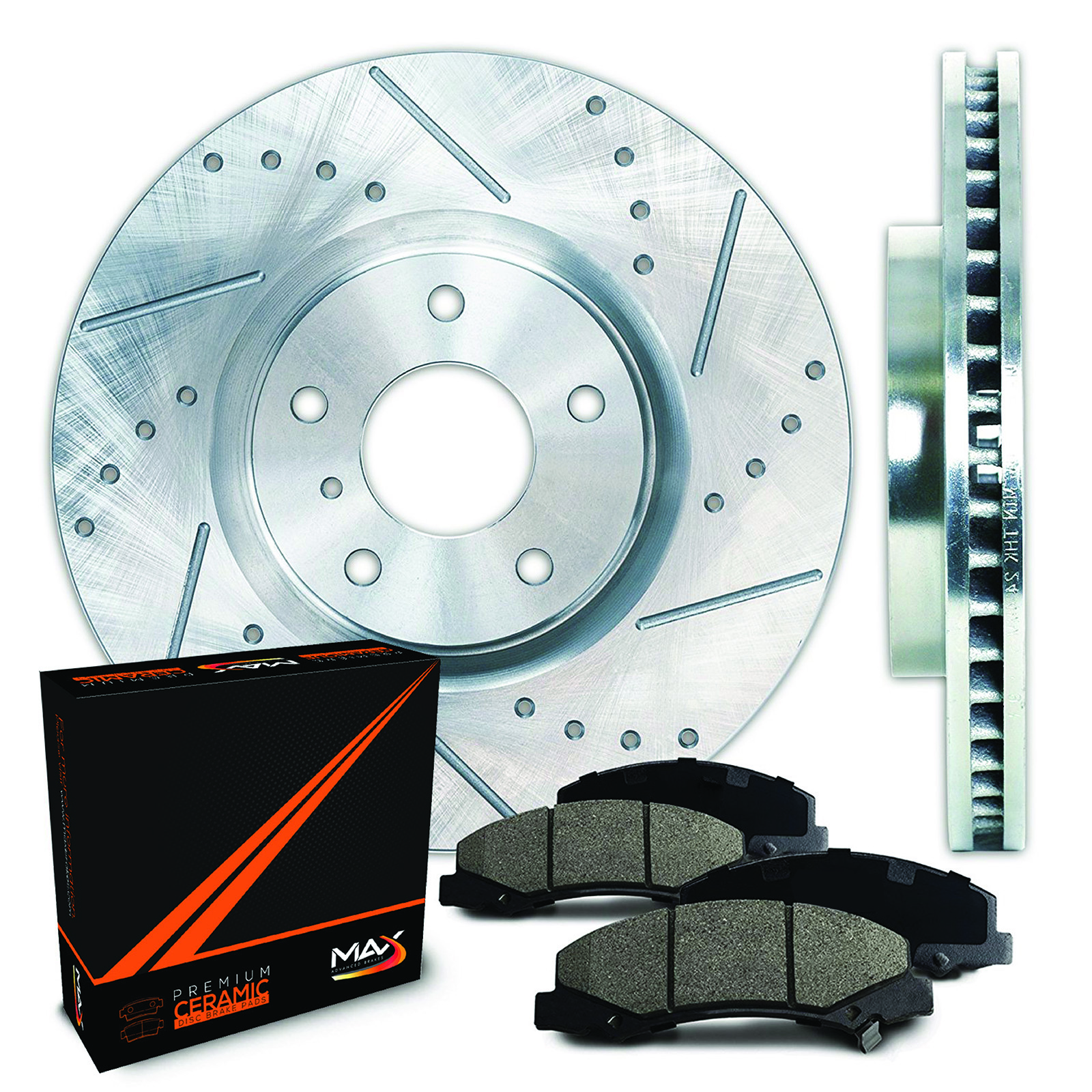 Max Advanced Brakes >> Pasmag Performance Auto And Sound Max Advanced Brakes Silver