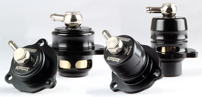 Turbosmart's New Kompact Shortie Valves