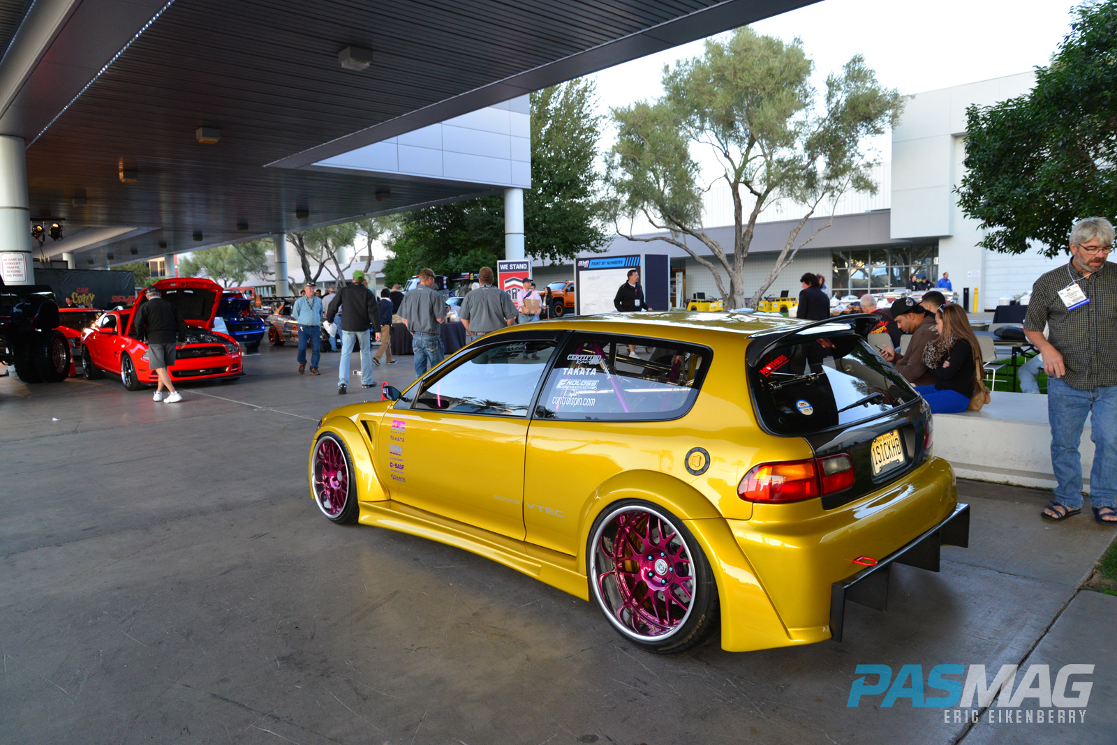 Pasmag Performance Auto And Sound Kenny Vinces Retires A Masterpiece 1992 Honda Civic Si