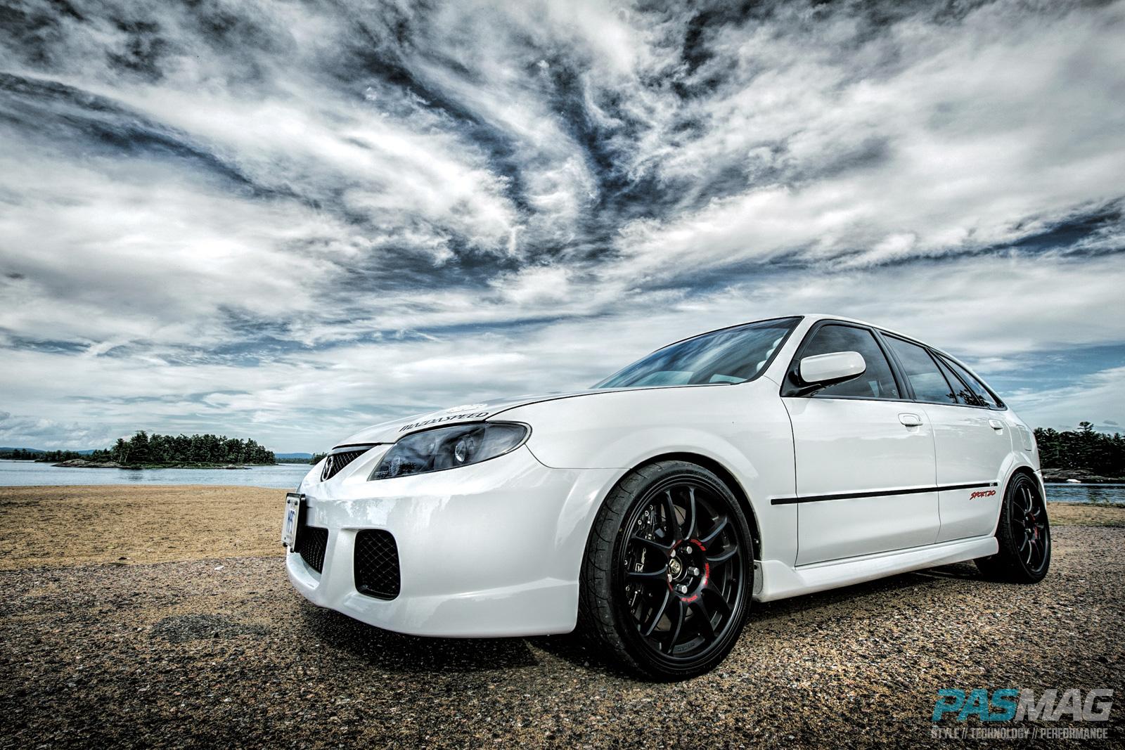Mazda Protege5 Jdm Parts