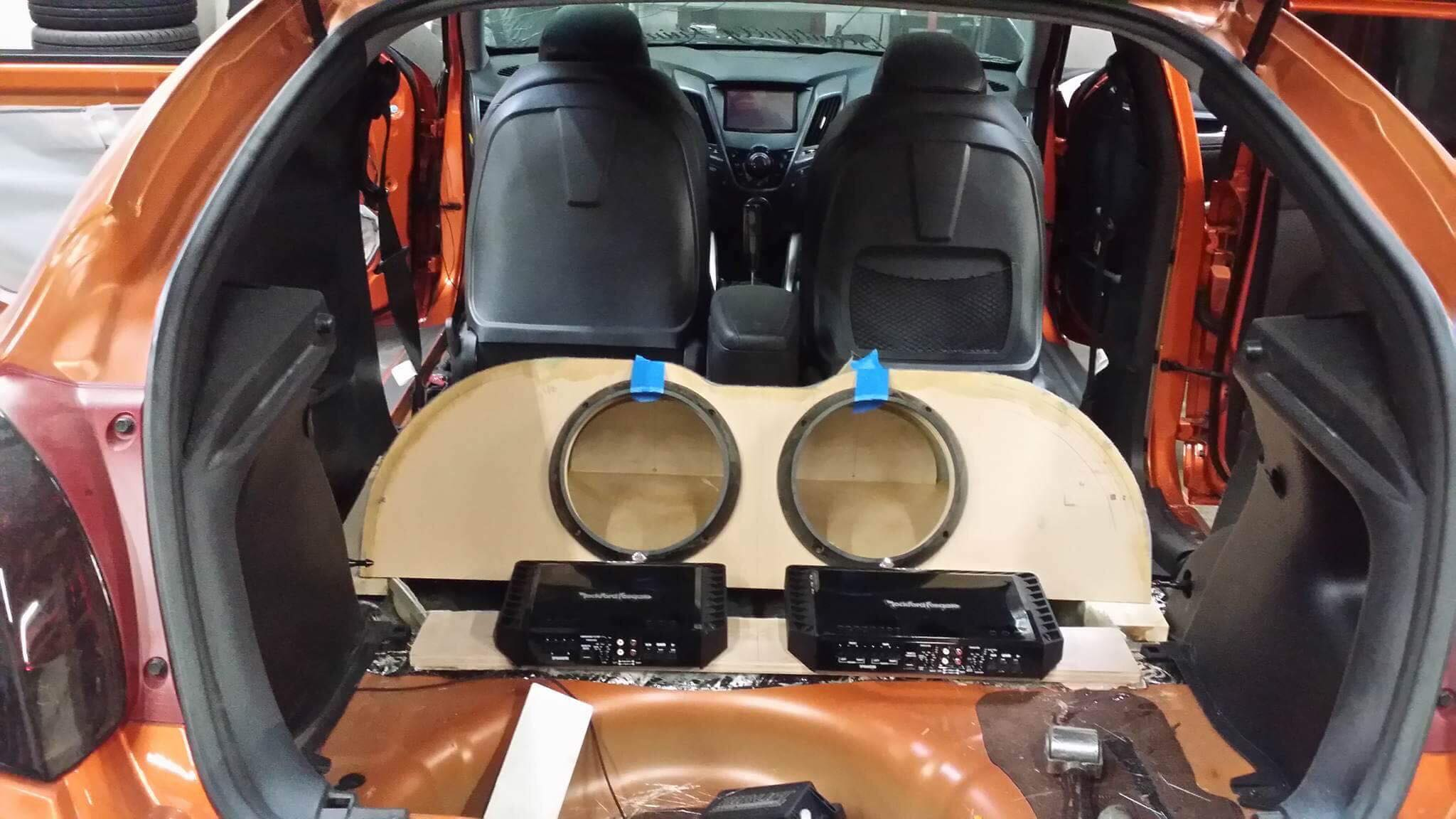 06 Installation Rescue Infinite Auto Design Hyundai Veloster Car Audio Air Install pasmag