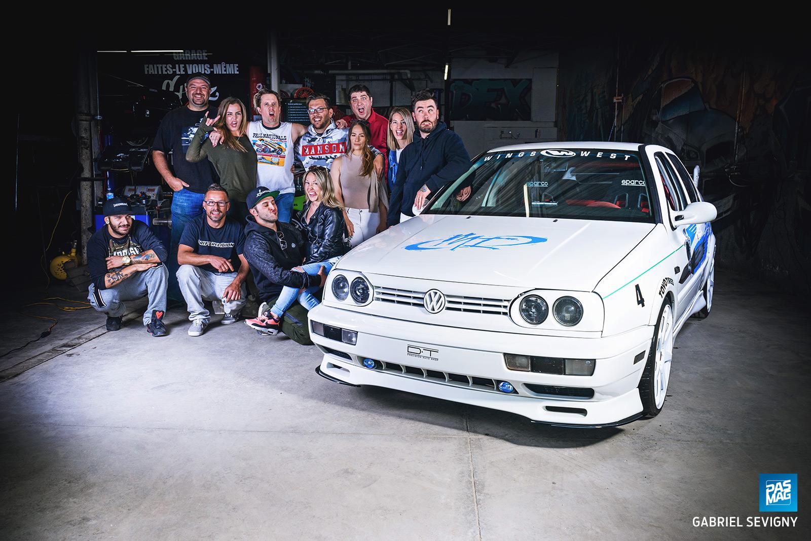 Not Soon Enough, Junior: Dominic Dubreuil's 1996 Volkswagen Jetta GLX VR6 - PASMAG - since 1999 ...