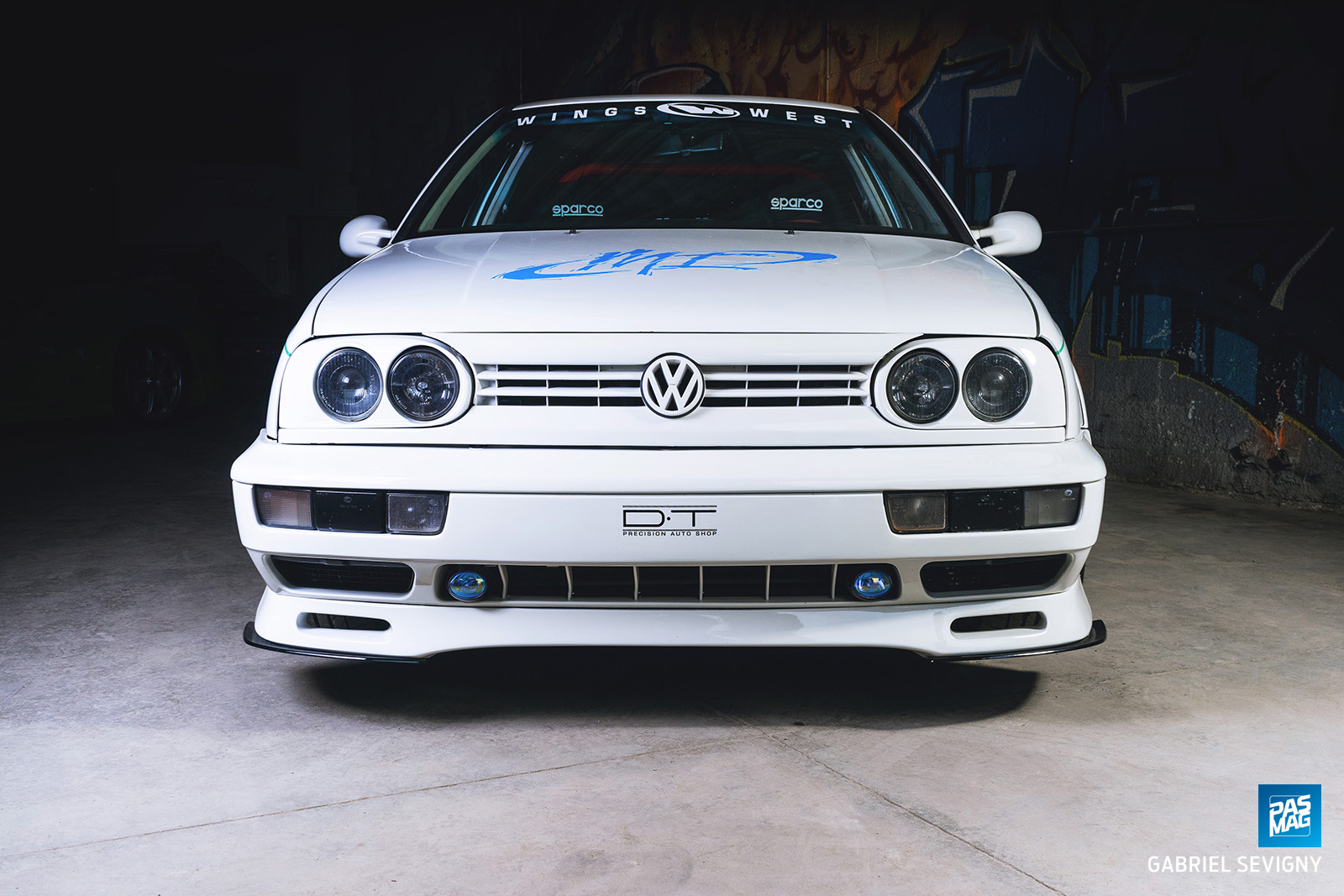 2018 PASMAG 150 Dominic Dubreuil 1996 VW Jetta Fast and Furious 08
