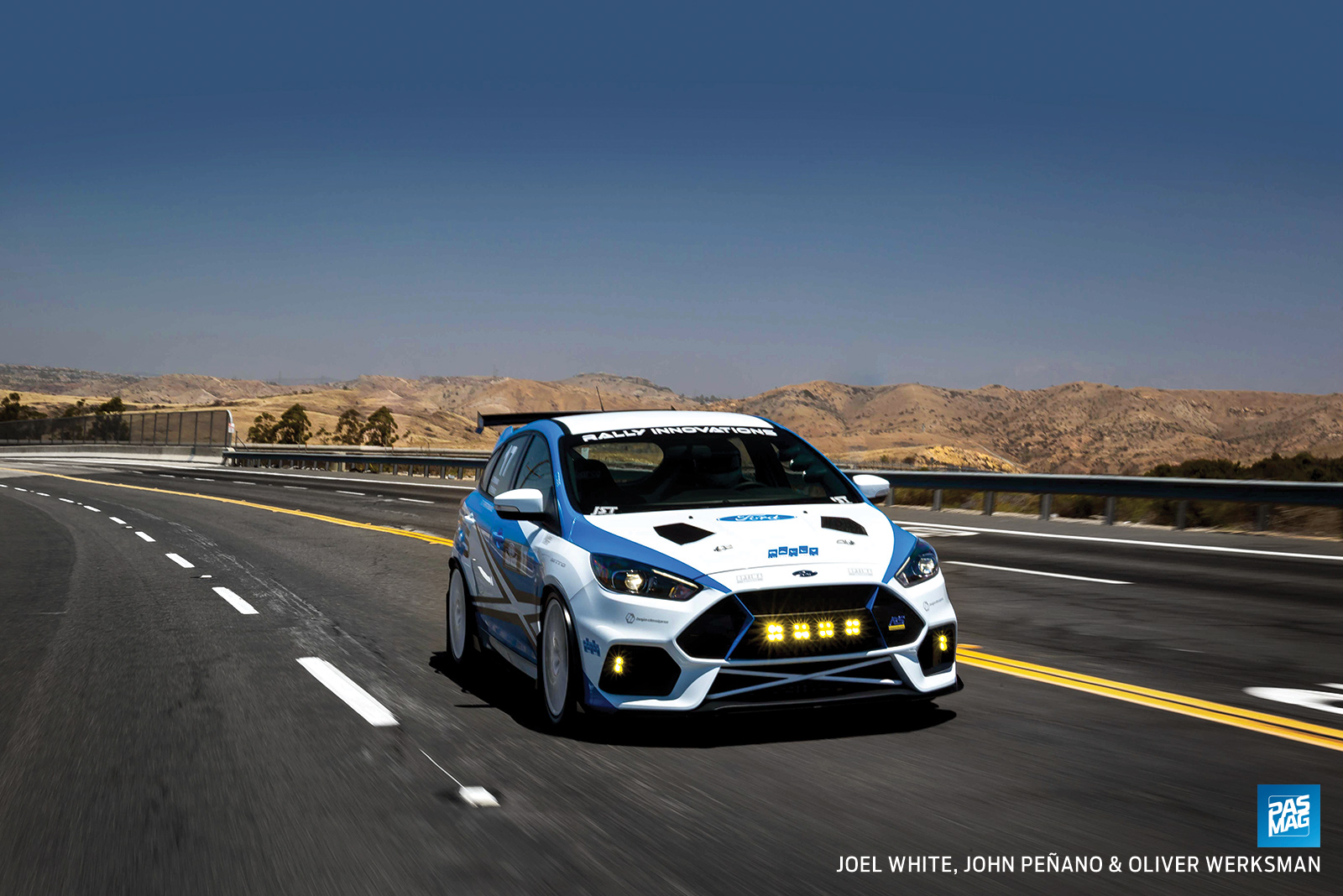 Rally Innovations Ford Focus RS PASMAG 12