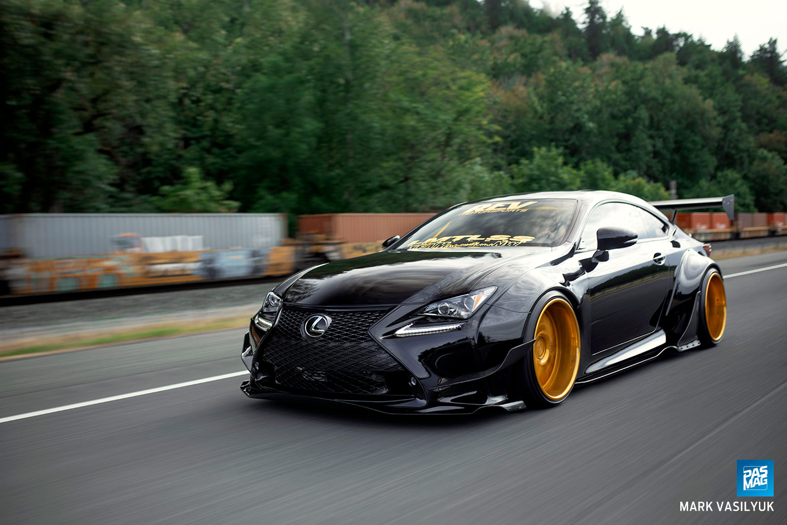 Recognition Of Excellence: Roel Chavez's 2015 Lexus RC350 ...