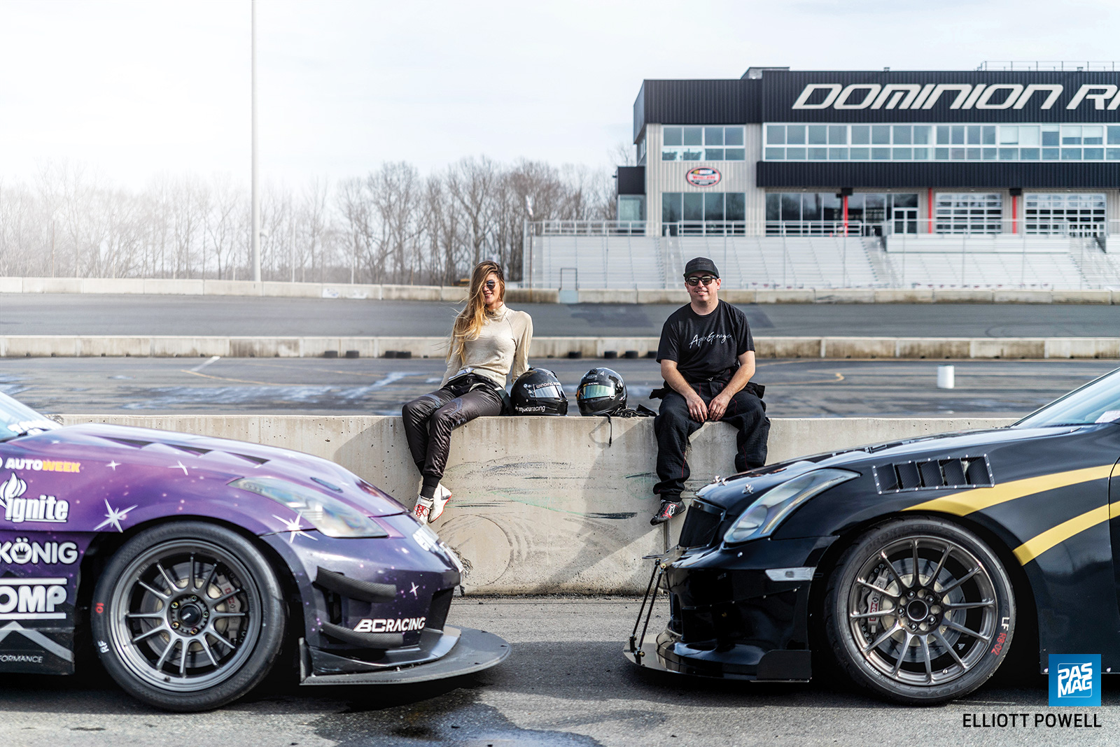 power couple kevin partlett savanna little apex garage pasmag DSC 3795 Elliott Powell