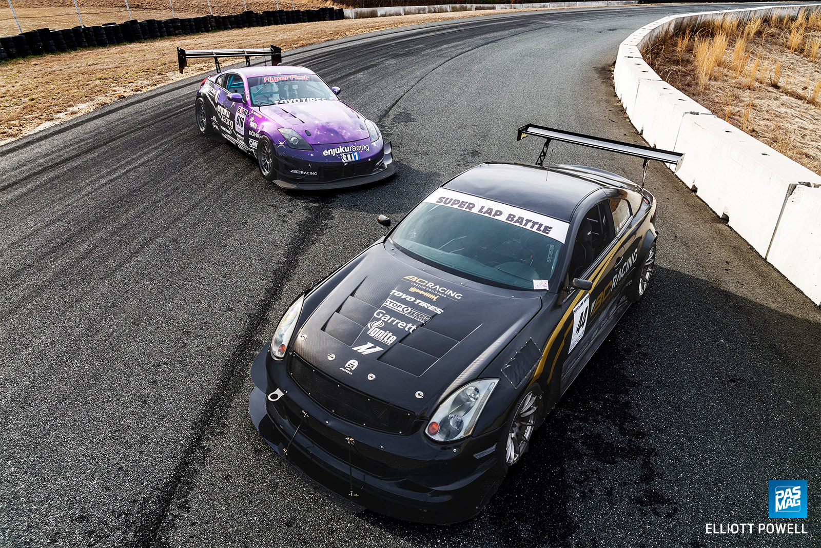power couple kevin partlett savanna little apex garage pasmag DSC 3850 Elliott Powell