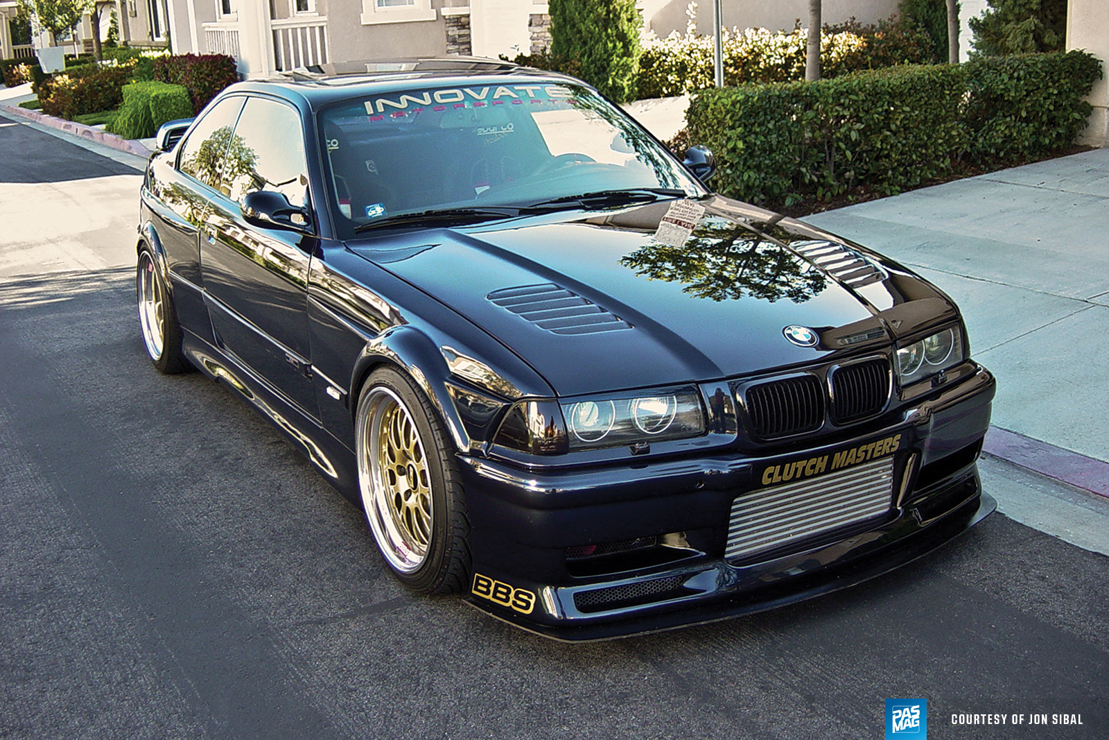 22 Jon Sibal PASMAG BMWE36project favorite