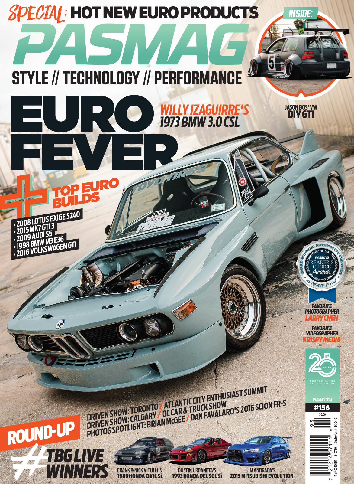 Home - PASMAG - since 1999 - Performance Auto & Sound The