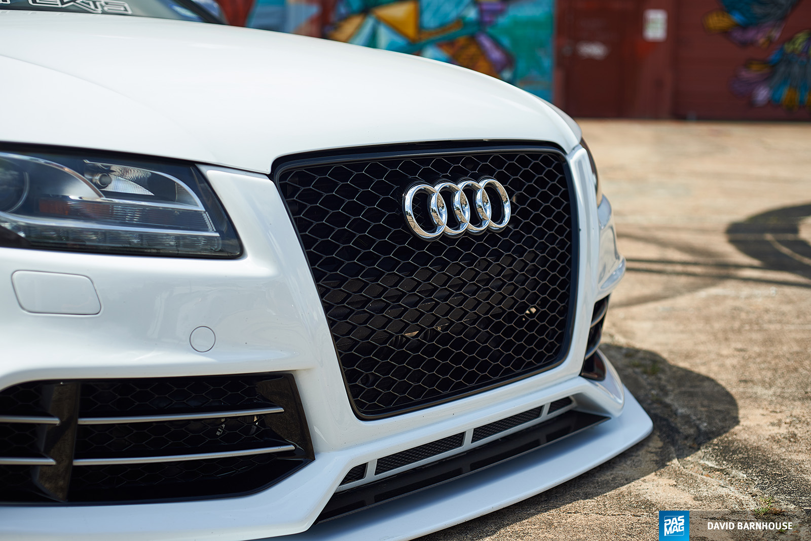 07 Thomas Ho 2009 Audi S5 pasmag builds to follow