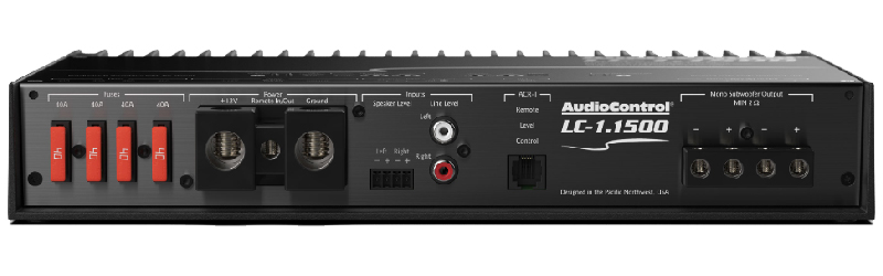 03 audiocontrol lc 1.1500 amplifier pasmag