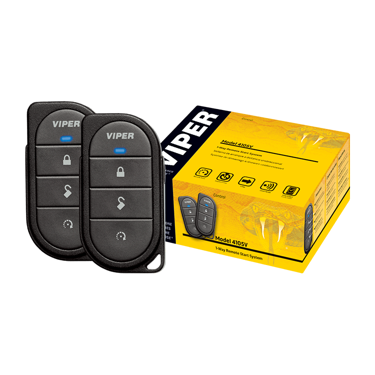 Viper Entry Level 1 Way Remote Start Keyless Entry System pasmag