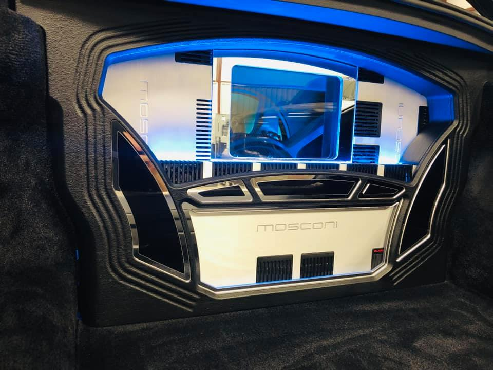 12 Mobile Toys Inc MTI Acoustics 2015 Rolls Royce Ghost Signature Build PASMAG