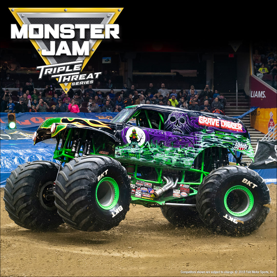 02 Monster Jam Toronto June 21 22 23 2019