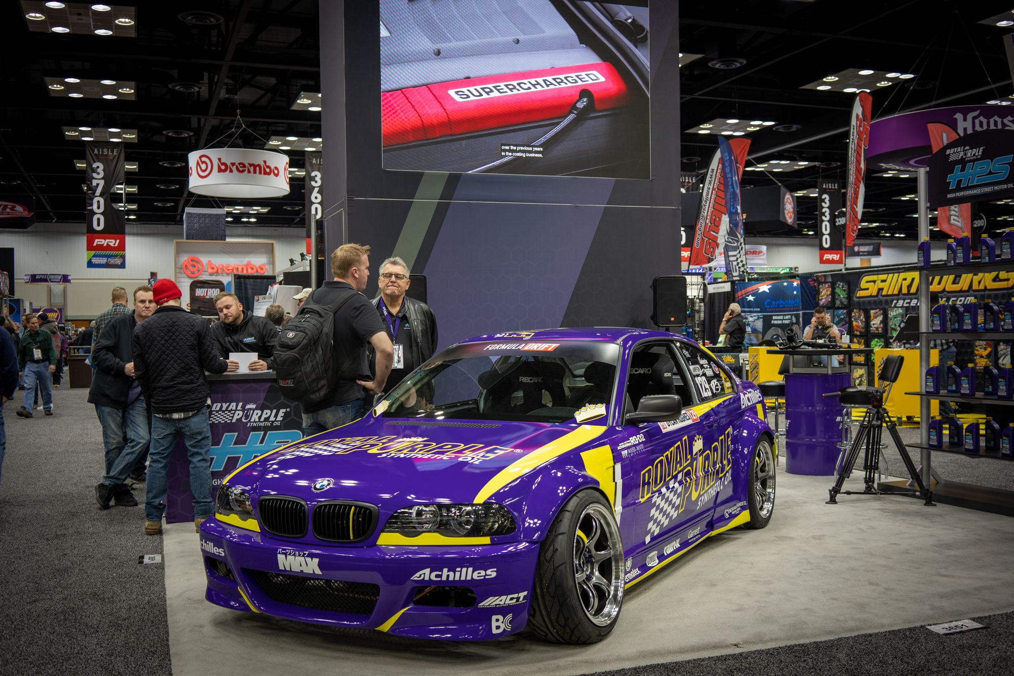 Royal Purple Official Oil 2020 Formula DRIFT BMW pasmag