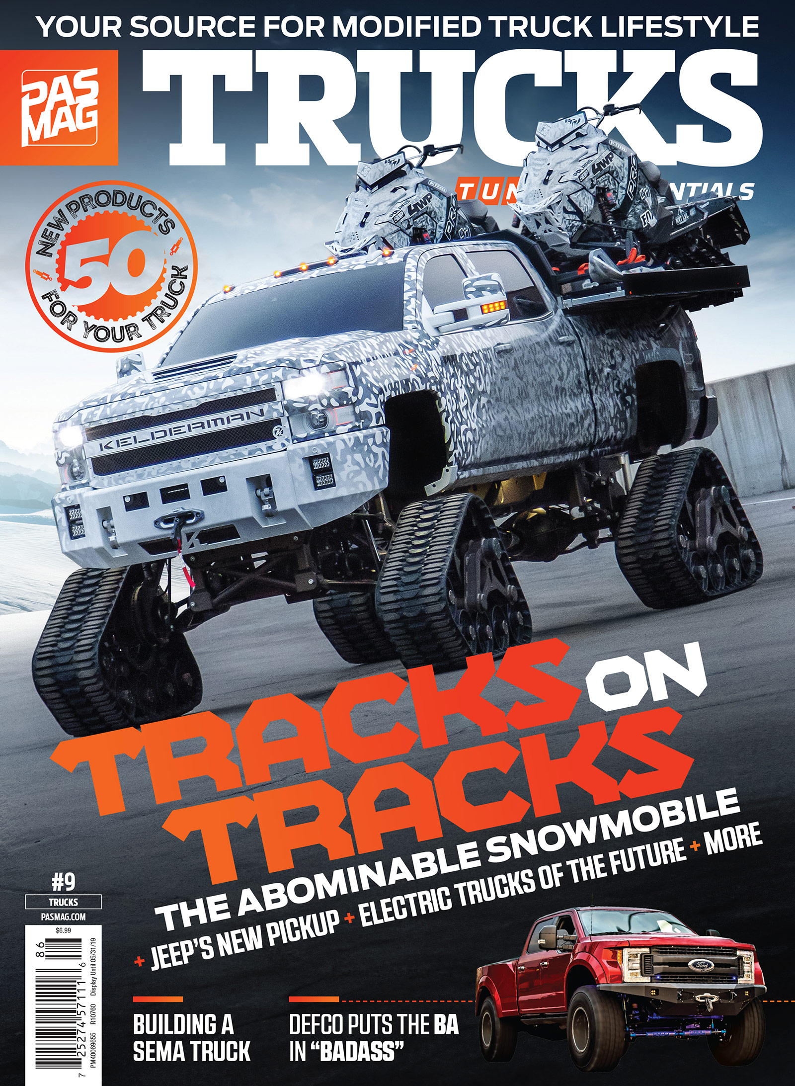 PAS 2019 Tuning Essentials Trucks 9 cover