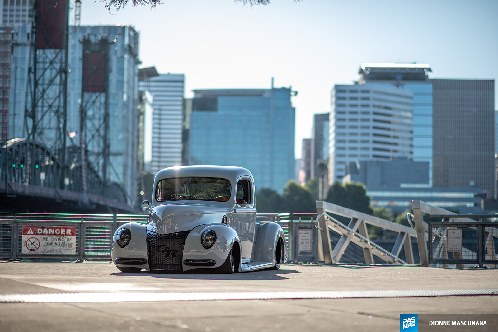 21 Chris Church 1940 Ford Pickup Toyo pasmag