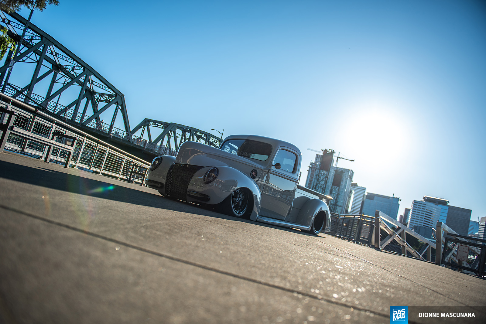 25 Chris Church 1940 Ford Pickup Toyo pasmag