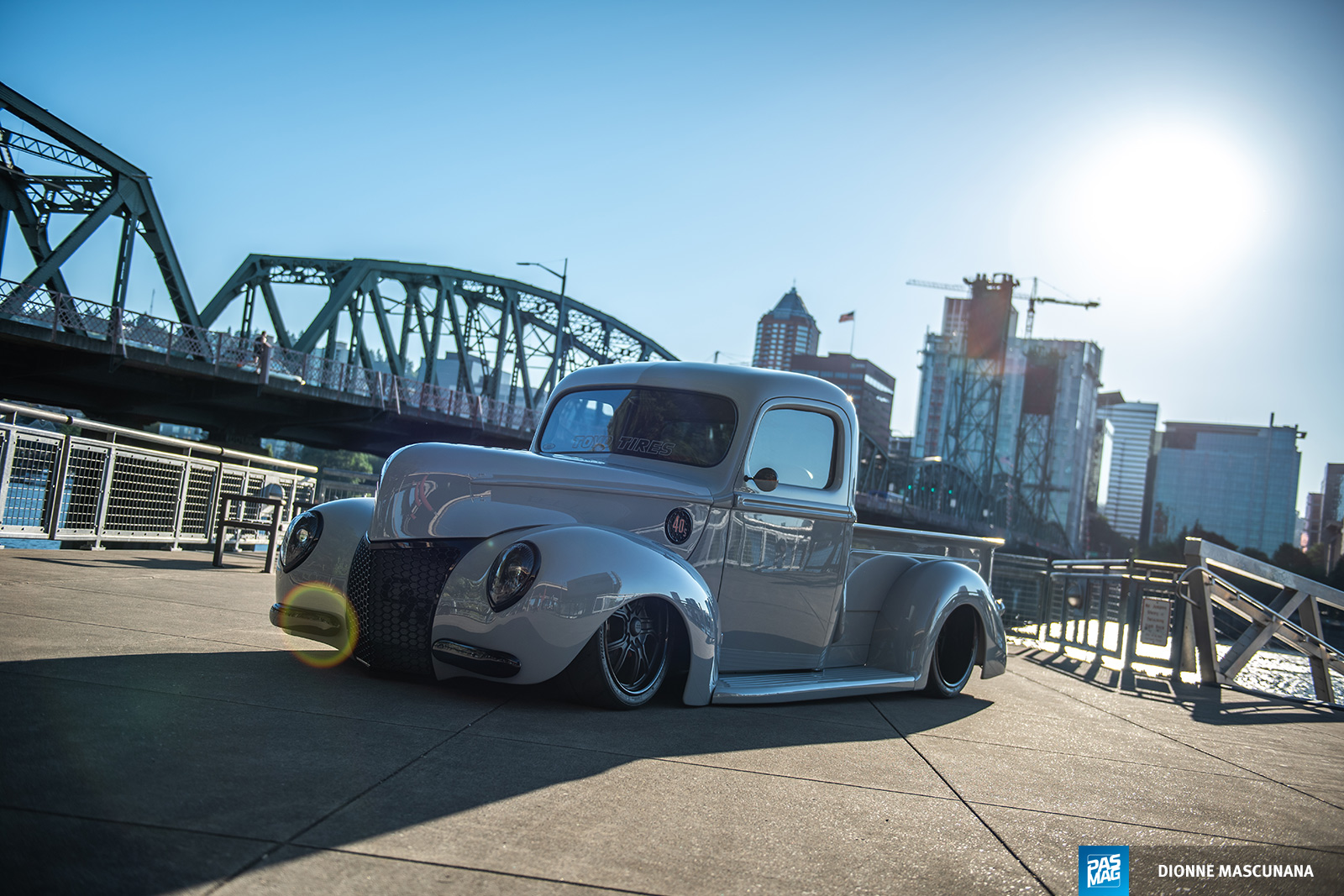 26 Chris Church 1940 Ford Pickup Toyo pasmag