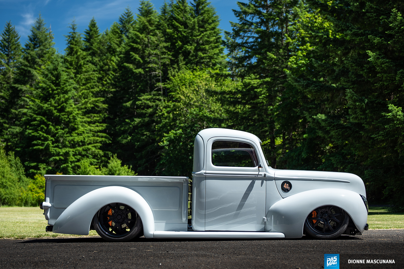 30 Chris Church 1940 Ford Pickup Toyo pasmag