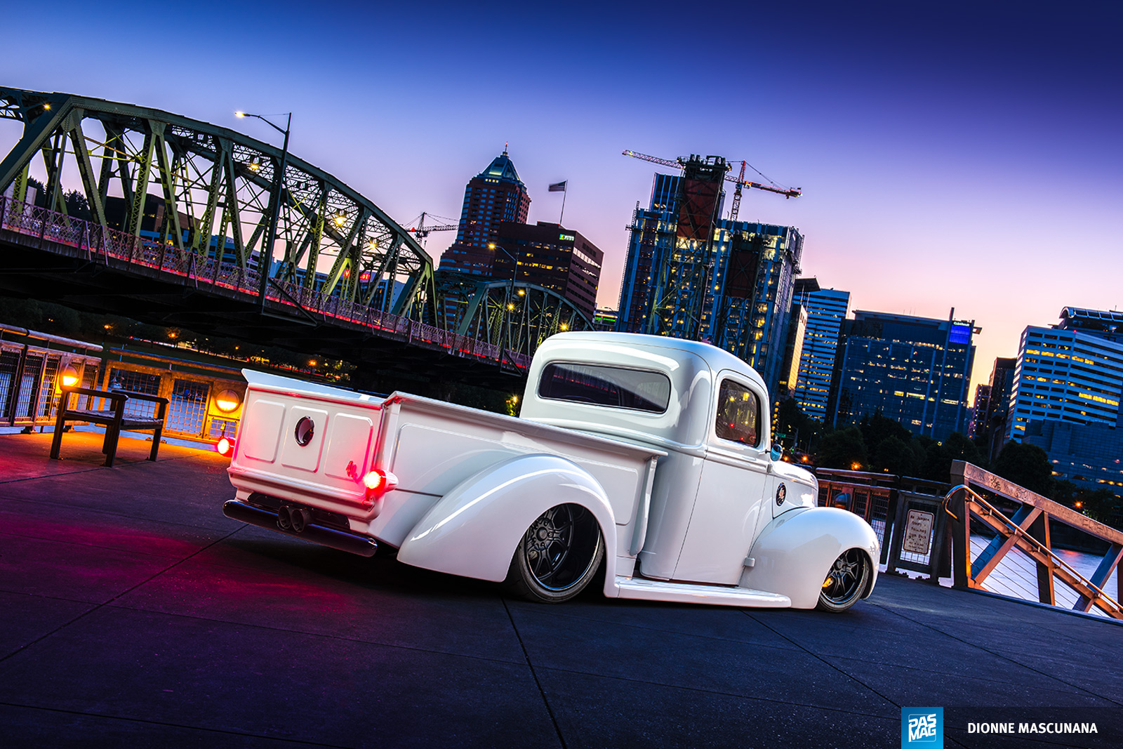31 Chris Church 1940 Ford Pickup Toyo pasmag