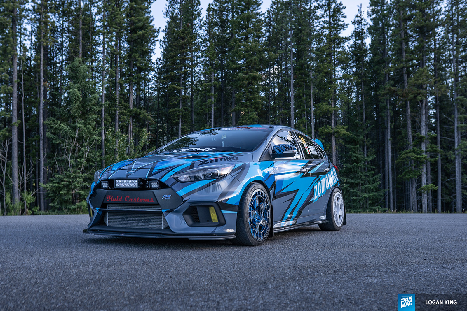 08 James Creasey 2017 Focus RS pasmag tuner battlegrounds driven champions