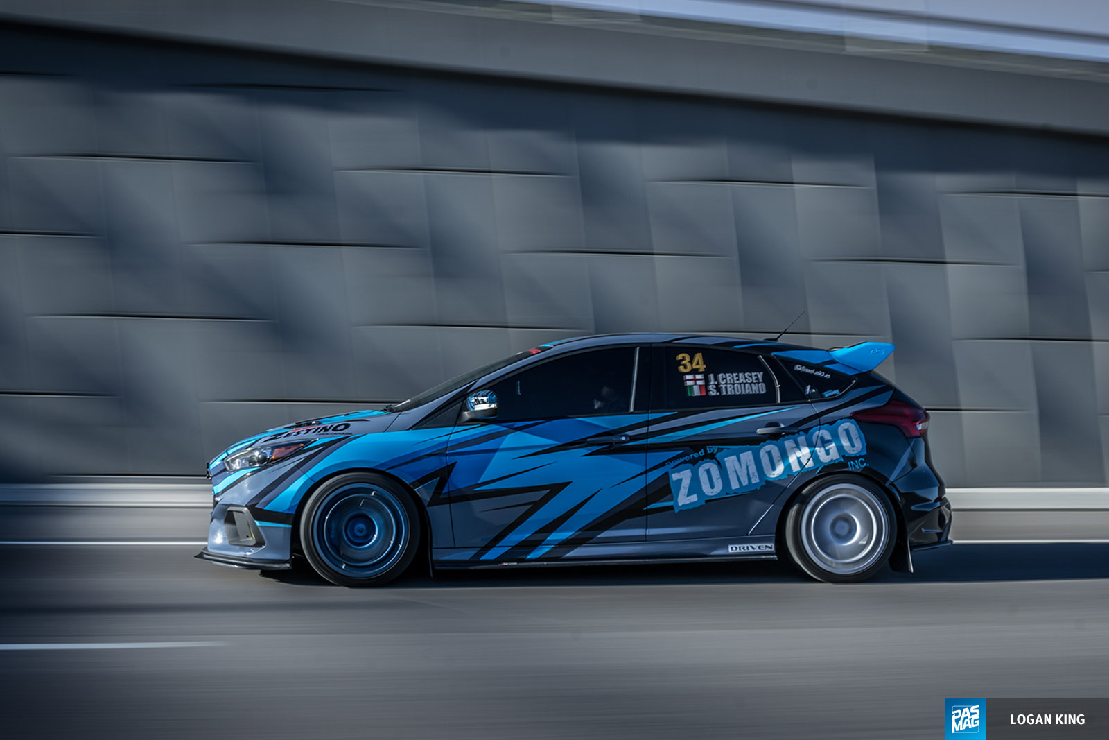 11 James Creasey 2017 Focus RS pasmag tuner battlegrounds driven champions