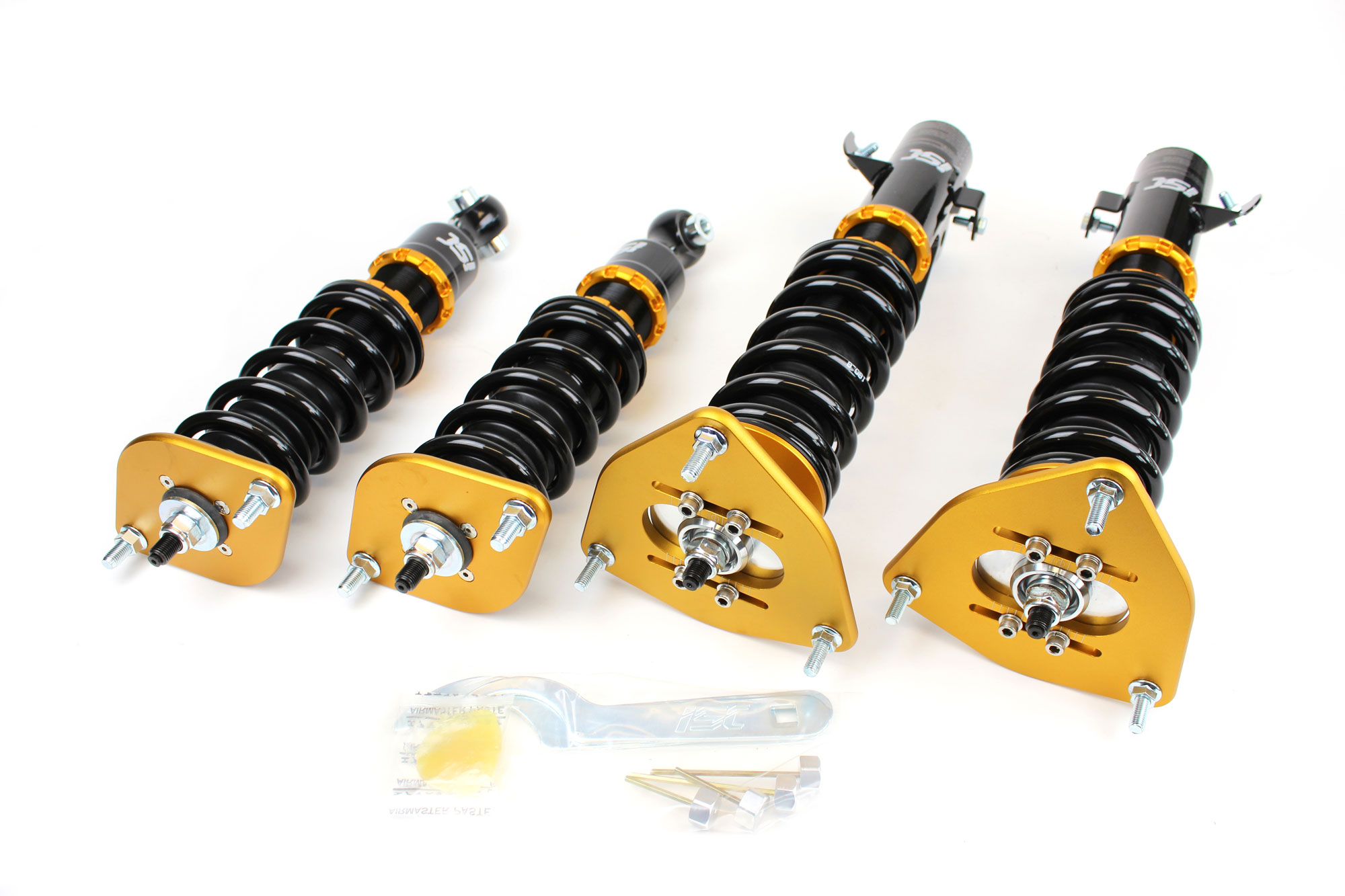 01 ISC Supension custom coilovers pasmag