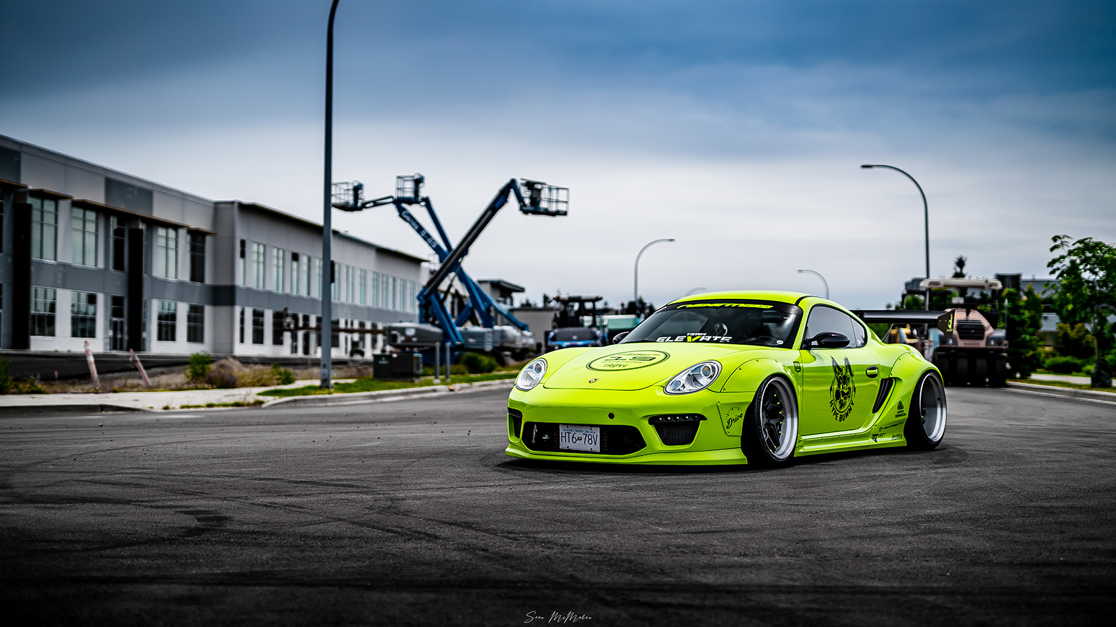 01 Clifford Joe 2008 Porsche Cayman Tuner Battlegrounds PASMAG