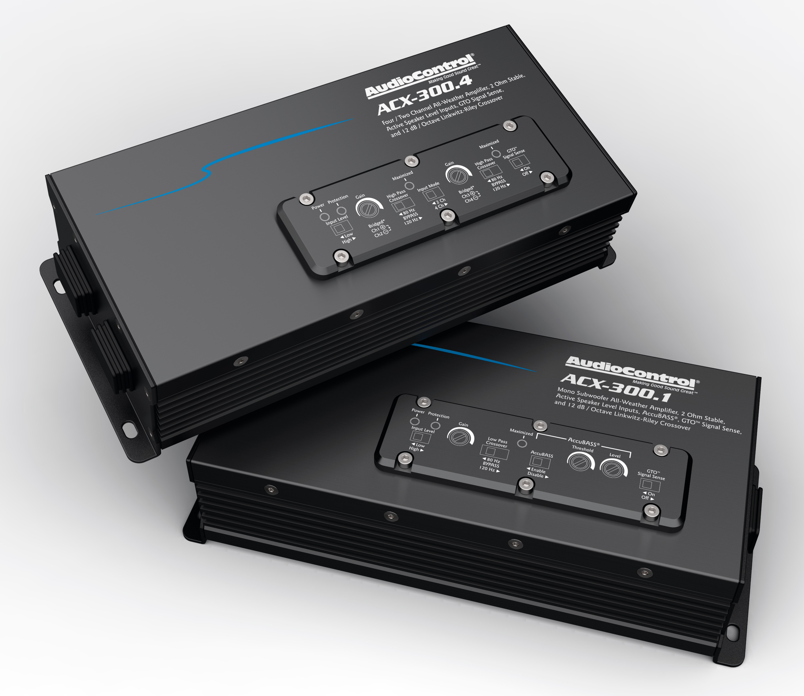 AudioControl ACX Amplifiers Marine ATV Motorcycle CES 2020 pasmag full