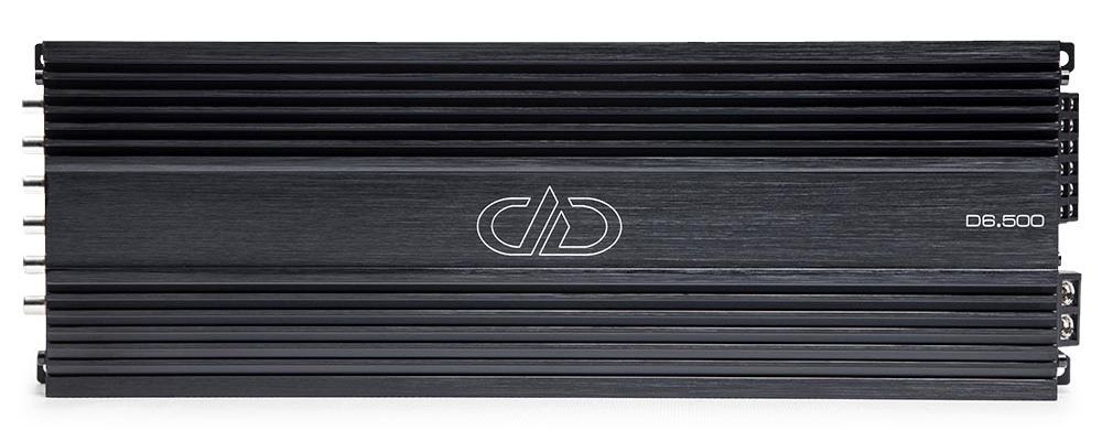 01 DD Audio D6.500 6 Channel Amplifier pasmag