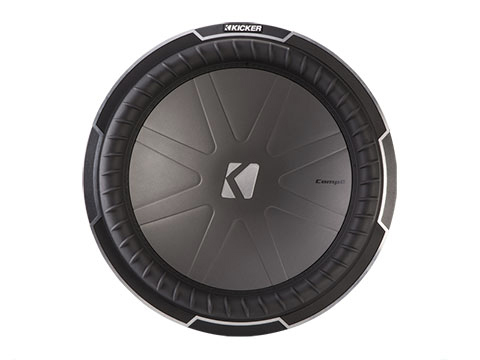 kicker audio 15 inch CompQ 2 Ohm subwoofer pasmag 02