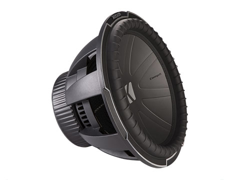 kicker audio 15 inch CompQ 2 Ohm subwoofer pasmag 03