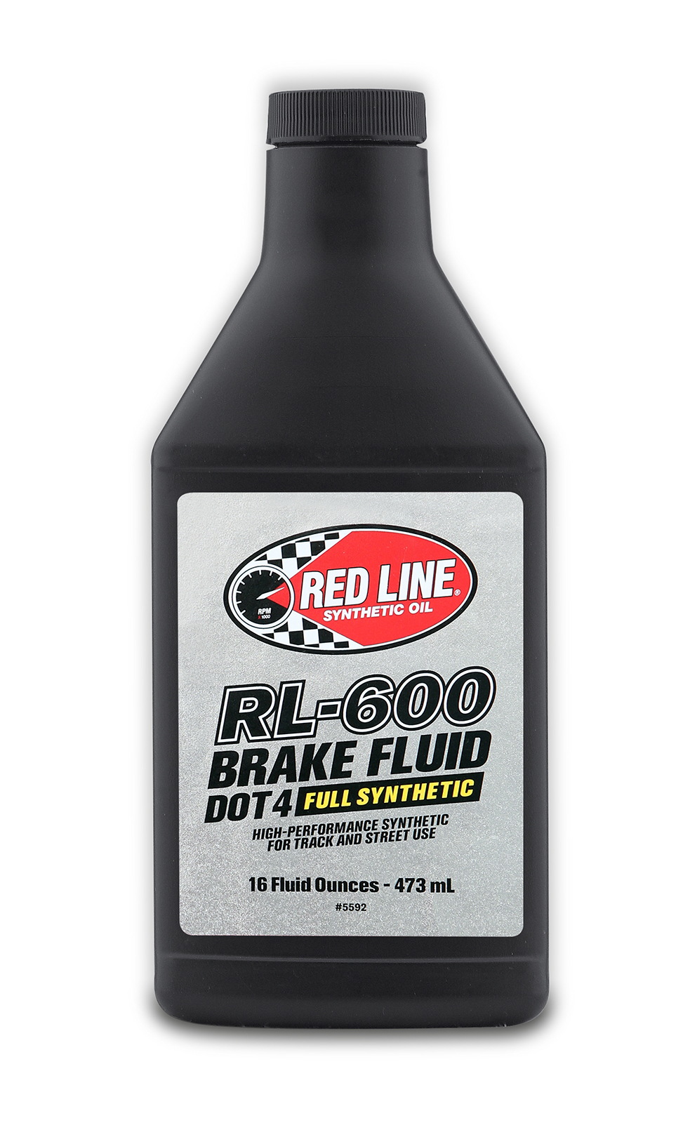 Red Line Mid Winer Car Care rl 600 brake fluid 16oz
