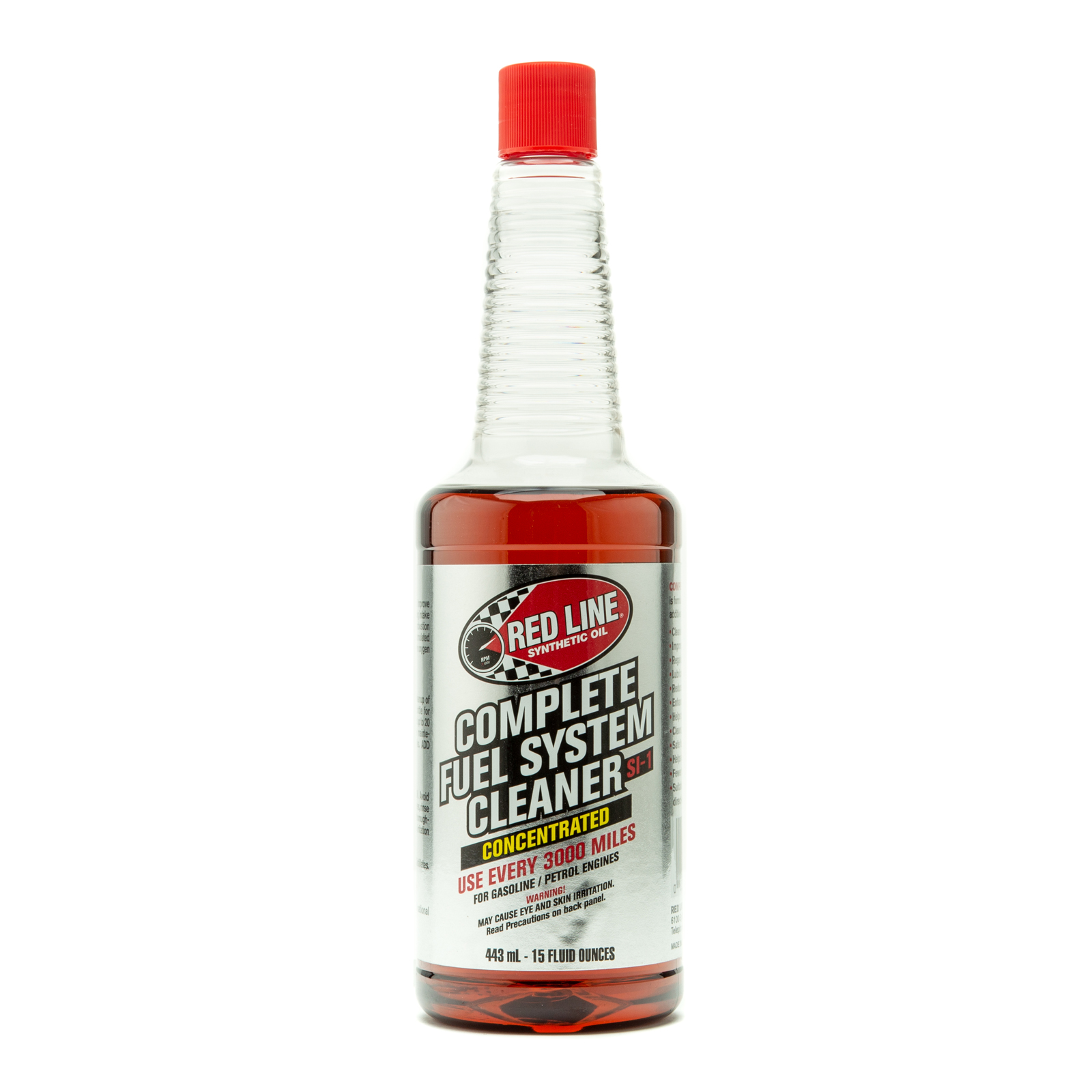 Red Line Mid Winer Car Care si 1 fuel system cleaner 15oz 01