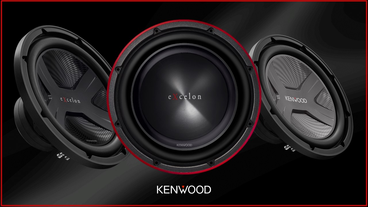 KENWOOD Subwoofer CES Press Release Image 122019