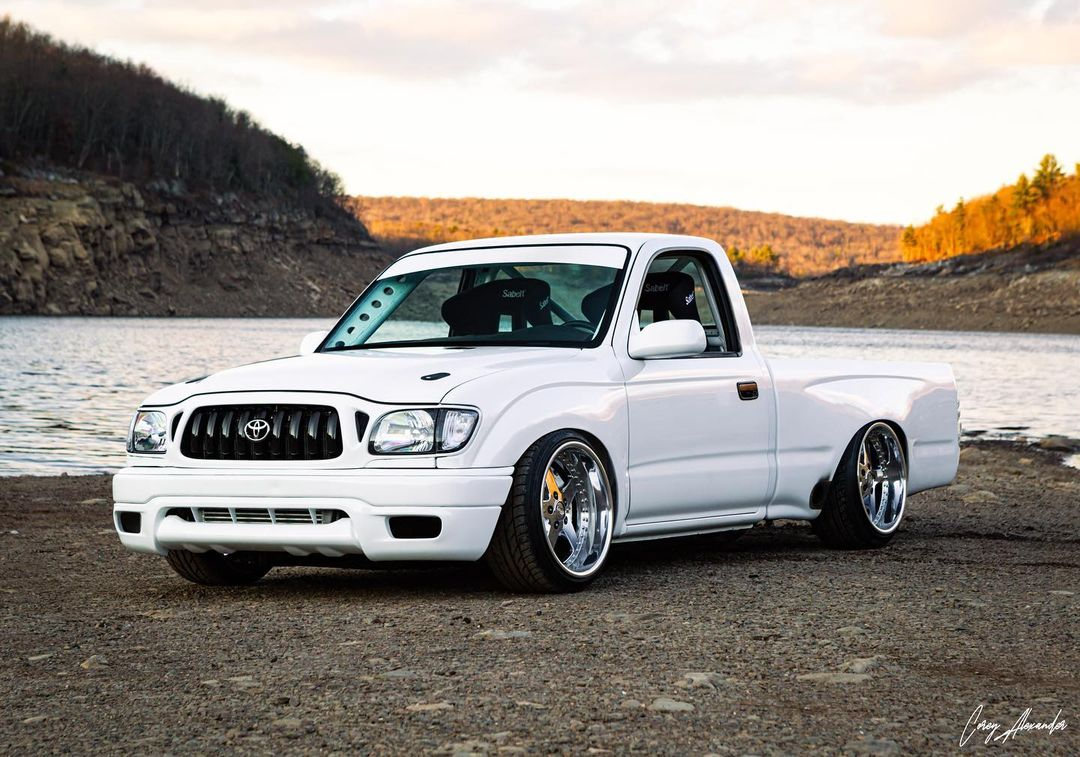 01 Zach Donlin RB26 Toyota Tacoma Truck pasmag tuning 365 tuneup
