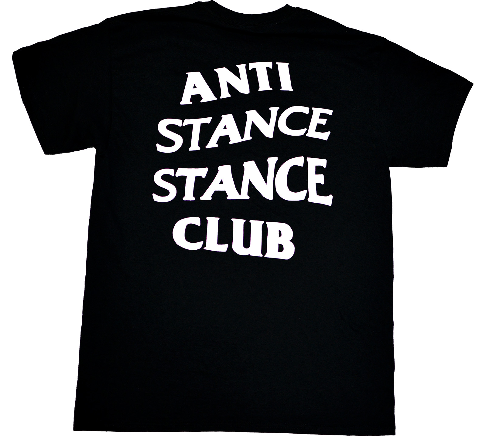 CARSHYPE Anti Stance Stance Club T Shirt