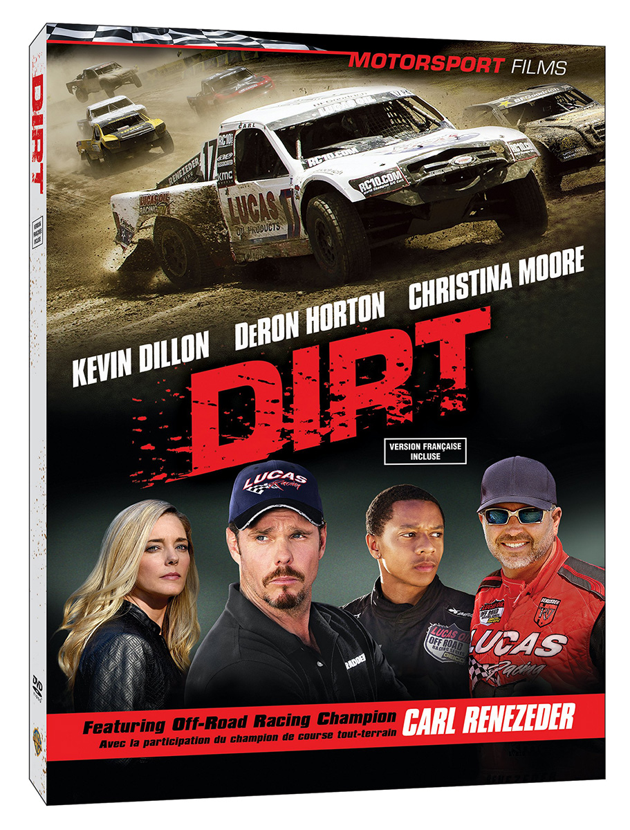 Dirt Canada Box Art