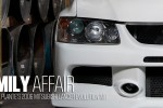 Family Affair: Samantha Plante's 2006 Mitsubishi Lancer Evolution MR