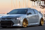 Loyalty: Gabe Gonzalez's 2014 Scion tC