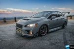 No Turning Back: Salvador Arriaga's 2015 Subaru STI