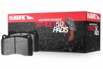 Hawk Performance HPS 5.0 High Performance Brake Pads