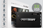 AstroStart AF D600 Digital Remote Start System