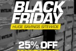 Whiteline: Black Friday Huge Savings Sitewide