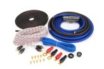 KnuKonceptz KCA Complete 4 Gauge Amplifier Installation Kit