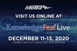 Metra Electronics to Host Training Sessions at KnowledgeFest Live